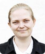 kirkesanger Elisabeth Andersen